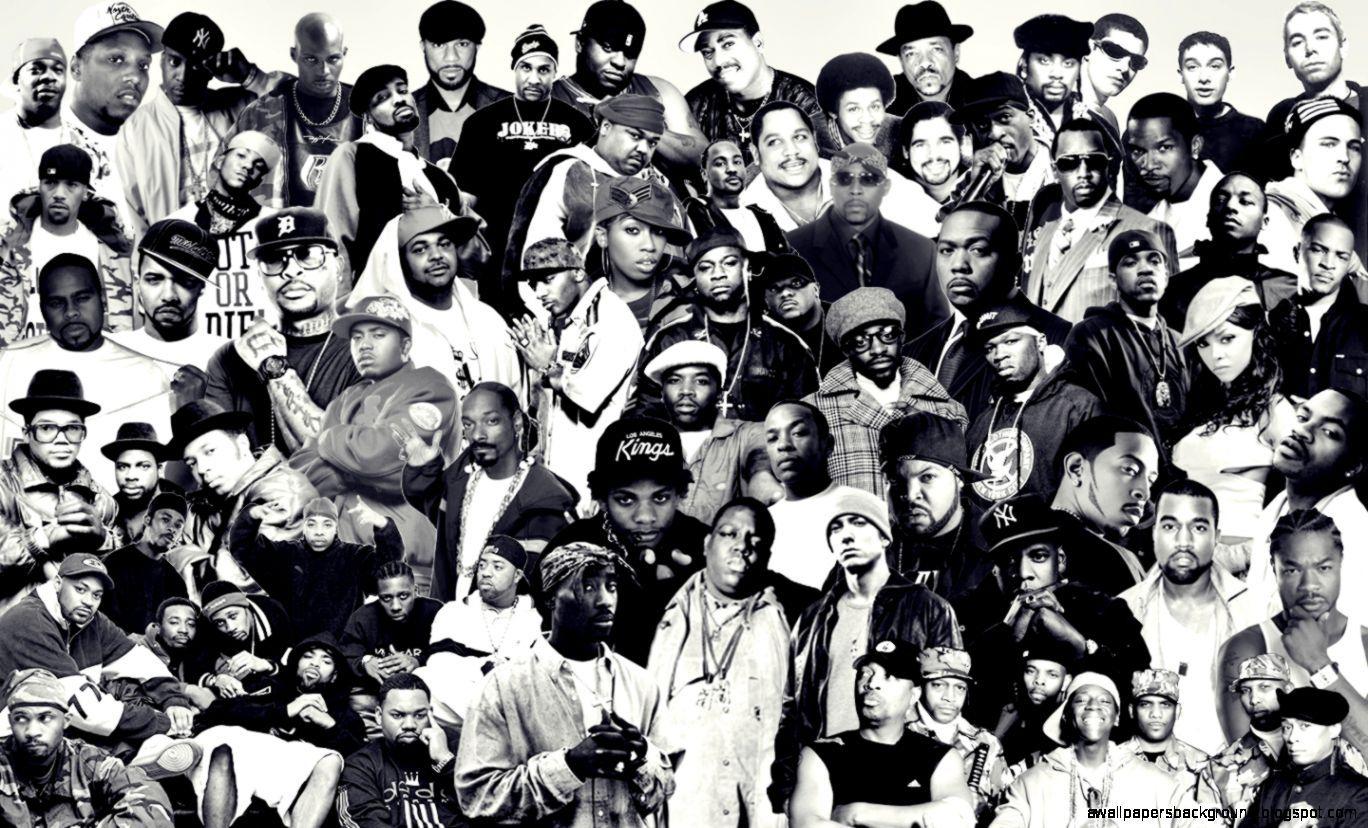 Rap Background