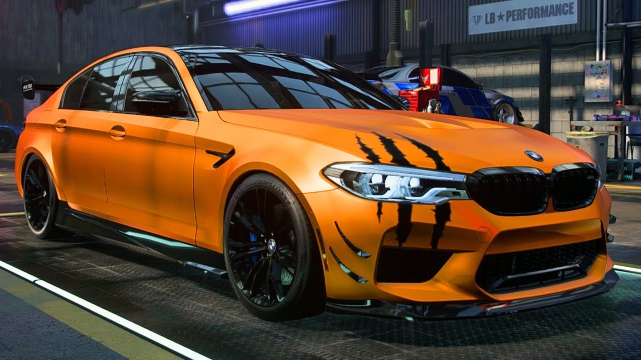 Bmw M5 Build Need For Speed Heat Part 76 Need For Speed Cars Bmw Need For Speed
