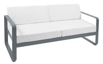 Lounge sofa 2 sitzer outdoor  Bellevie / L 160 cm - 2-Sitzer | Fermob | Sofa | Terrasse | Pinterest