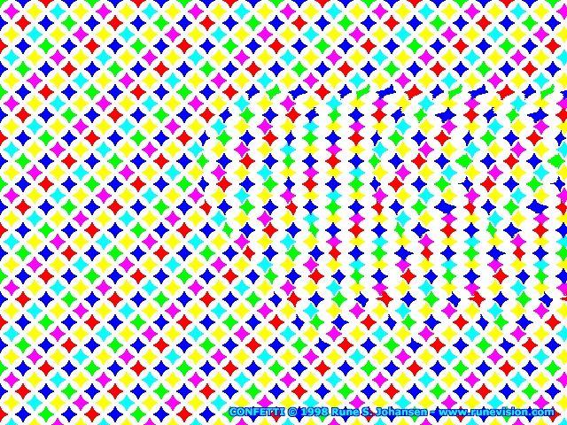 Rune Vision Stereogram Gallery Magic Eye Pictures Eye Illusions Magic Eyes