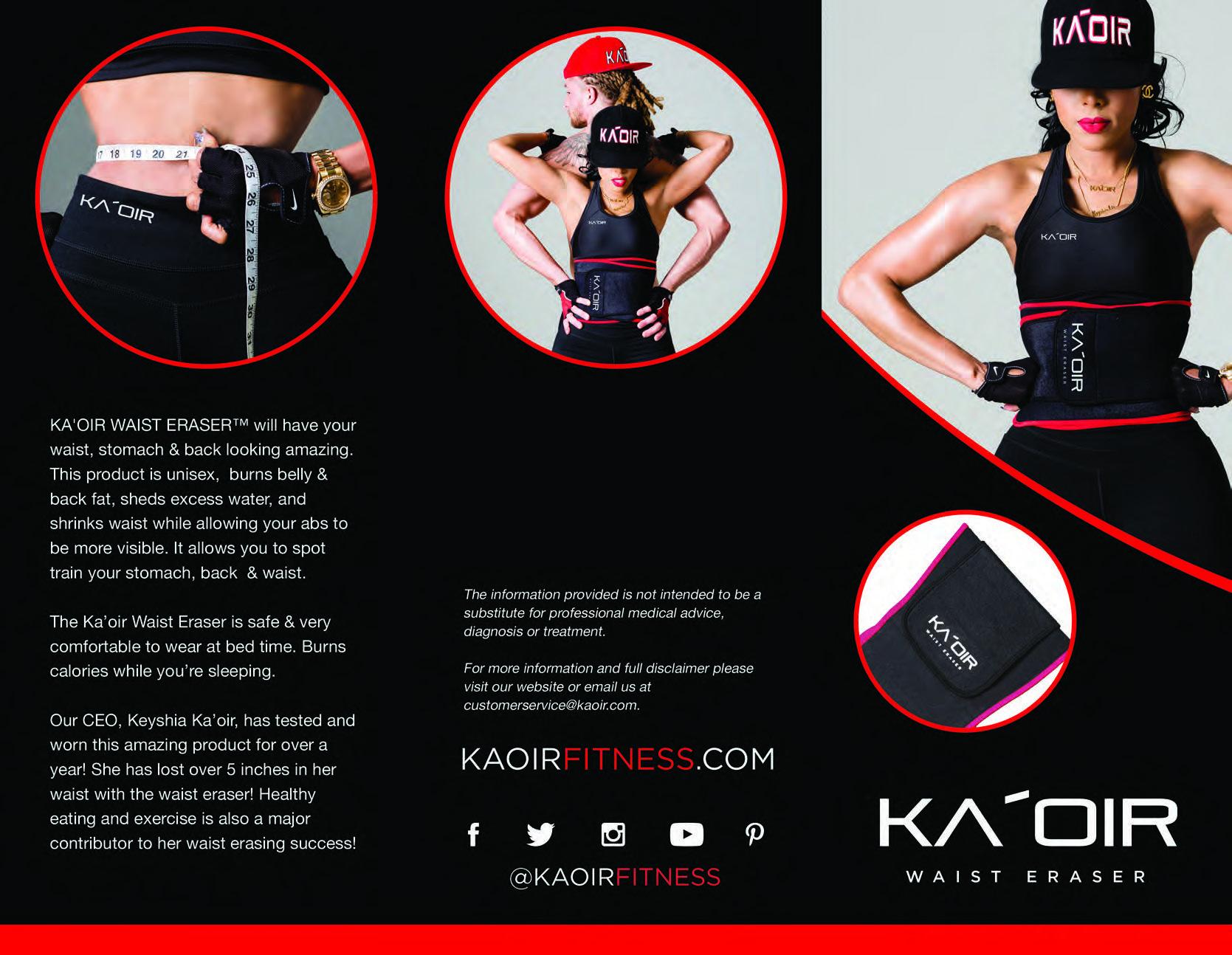 5cdd5092c2e  KAOIR  KAOIRFITNESS -  WAISTERASER - www.kaoirfitness.com Kaoir Waist  Eraser