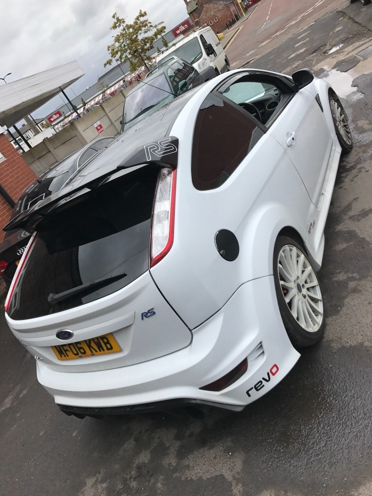 Check Out This Fast Ford Ford Focus Rs Replica Lookalike Modified