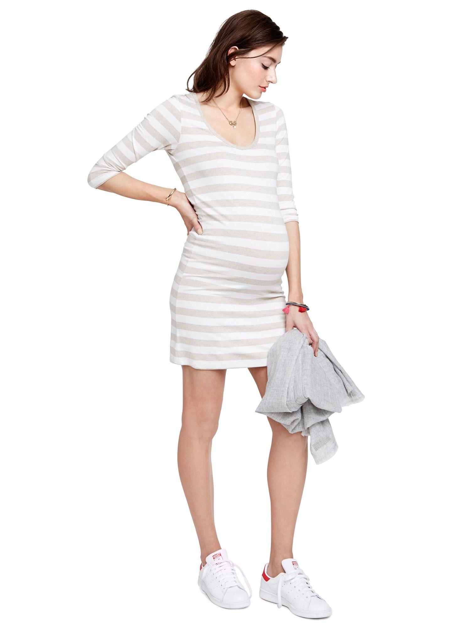 Stylish maternity dresses new photo