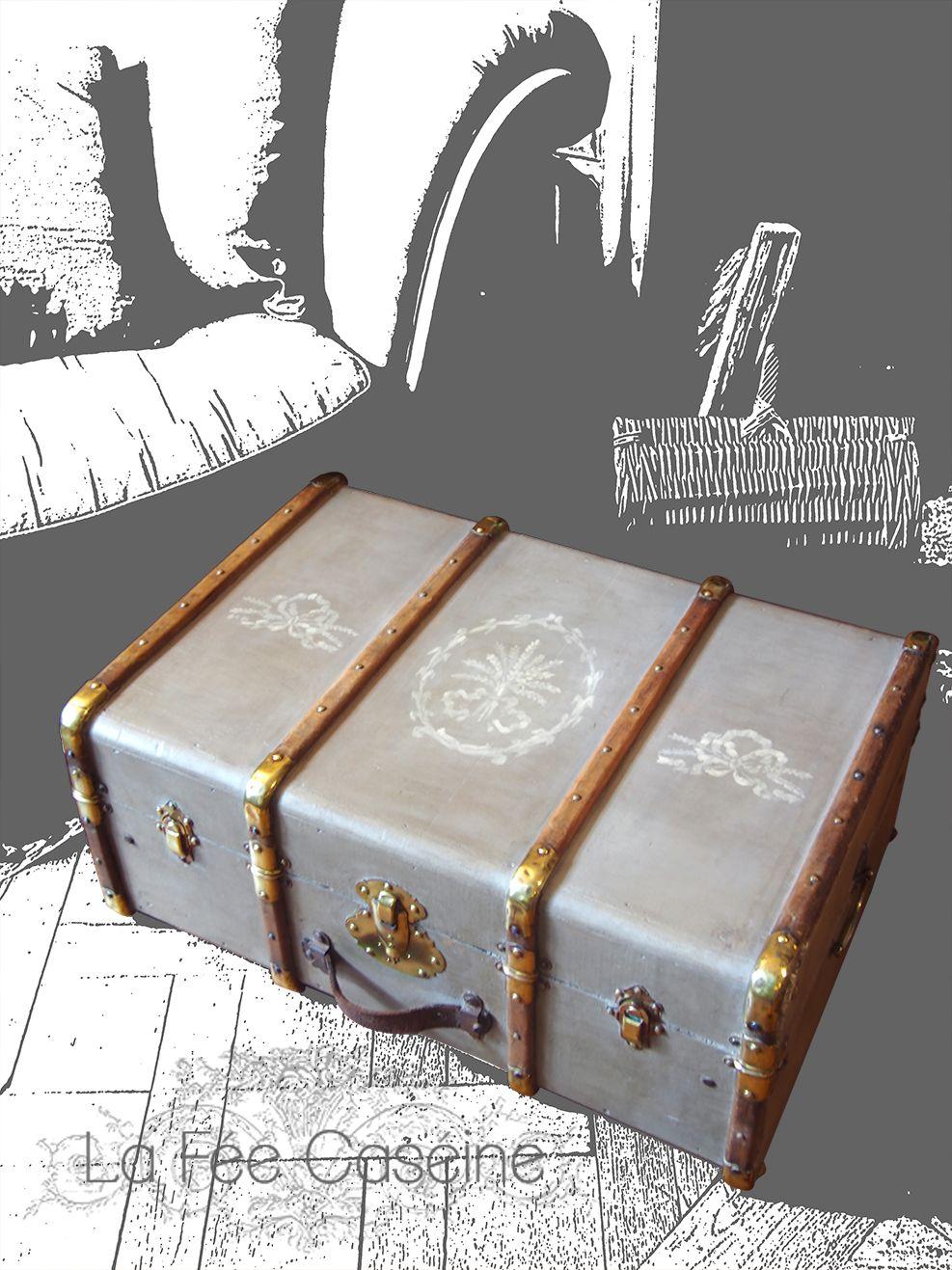 customiser une vieille valise en carton li53 jornalagora. Black Bedroom Furniture Sets. Home Design Ideas