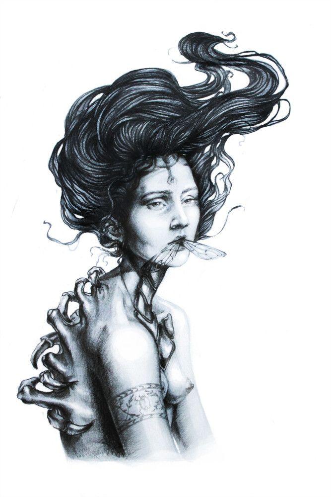 Arte de Artyom Gorchakov