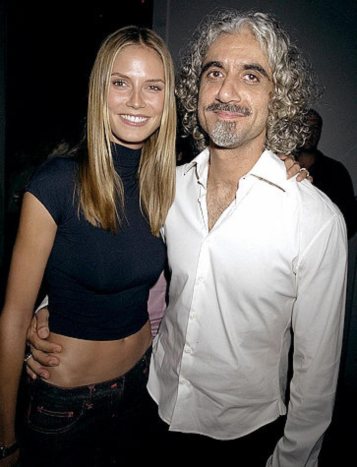 Ric Pipino is an ex-husband of Heidi Klum