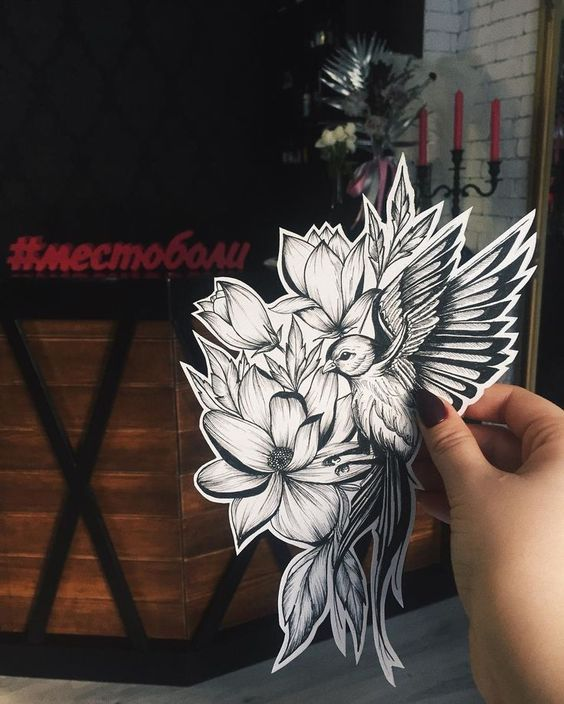 Photo of Sketch is full of ? #di_capricorn # of placebo #flowertattoos – Flower Tattoo Designs Flower Tattoo Designs #flowertattoos – flower tattoos designs