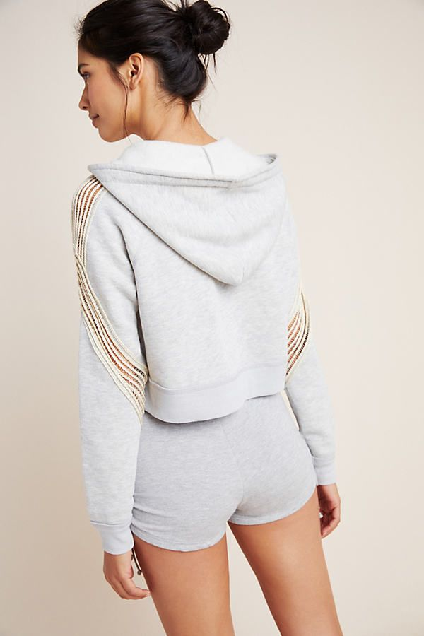 Free People Movement In The Net Hoodie