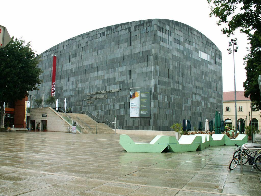 Vienna Museum Quartier Mumok Museum Moderner Kunst Architecture Outdoor Decor Outdoor Furniture