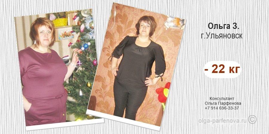 История удачного похудения