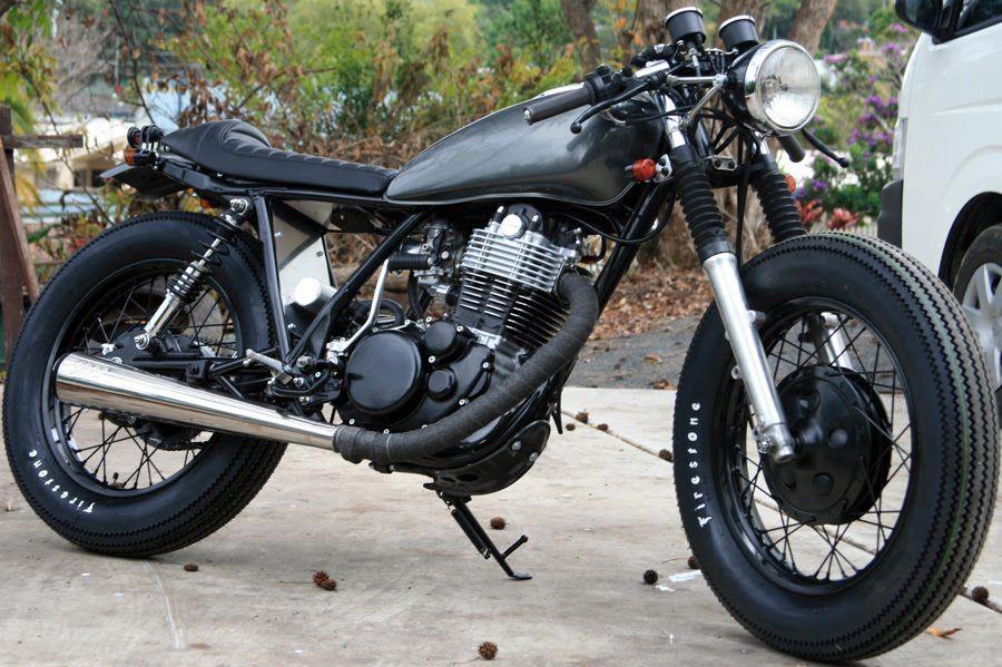 yamaha sr400 cafe racer - buscar con google | bikes 2.0