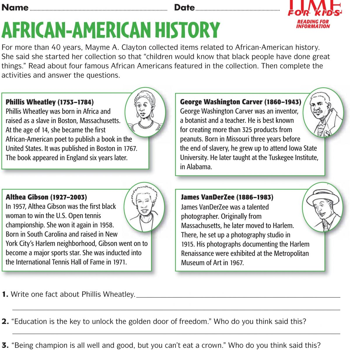 This is a graphic of Exhilarating Printable History Worksheets