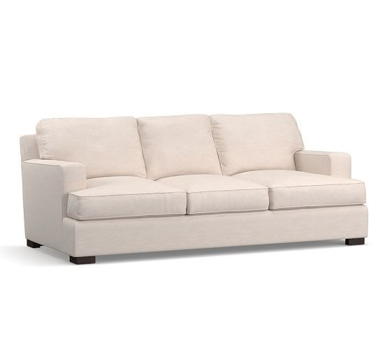 Townsend Square Arm Upholstered Sofa Sofa Upholstered Sofa