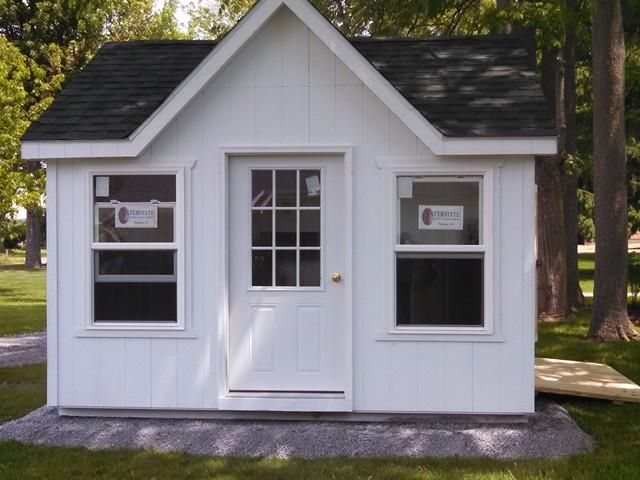 Shed Bunkie Plans - North Country ShedsNorth Country Sheds ...