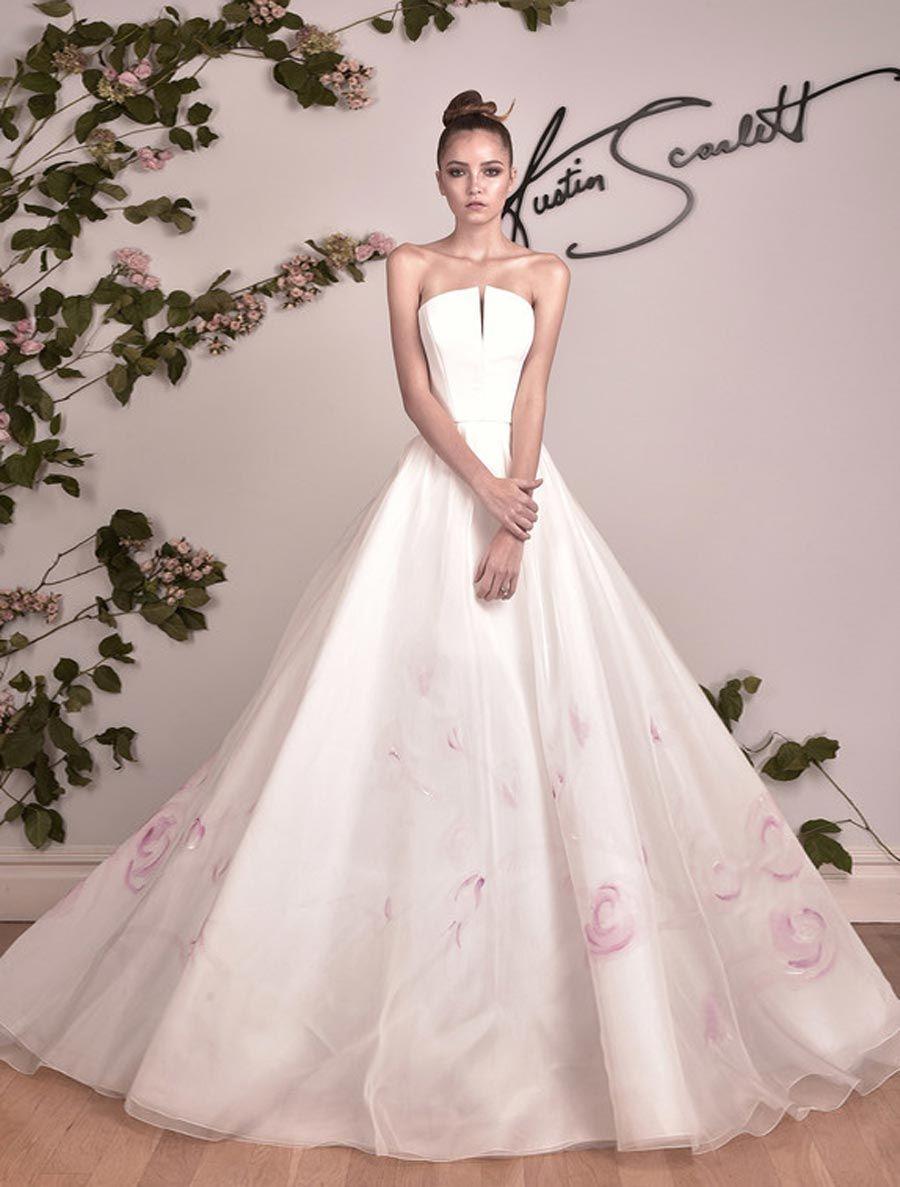 Austin Scarlett Mayfair As83 Wedding Dress Size 8 In 2020