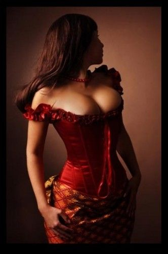 afeab9a53a6 Pin by Eldon Bowser on Beautiful ladies in corsets