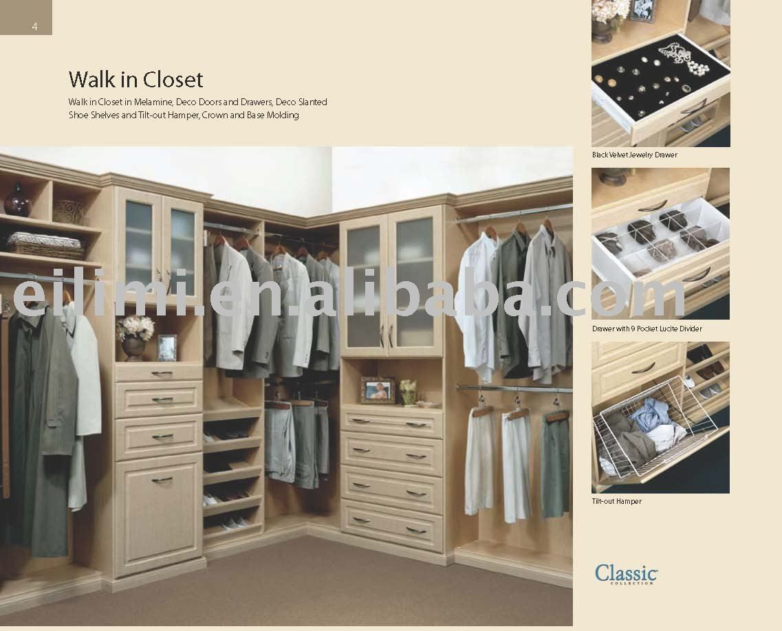 Small walk in closet ideas walk in closet design for Designs for walk in closets