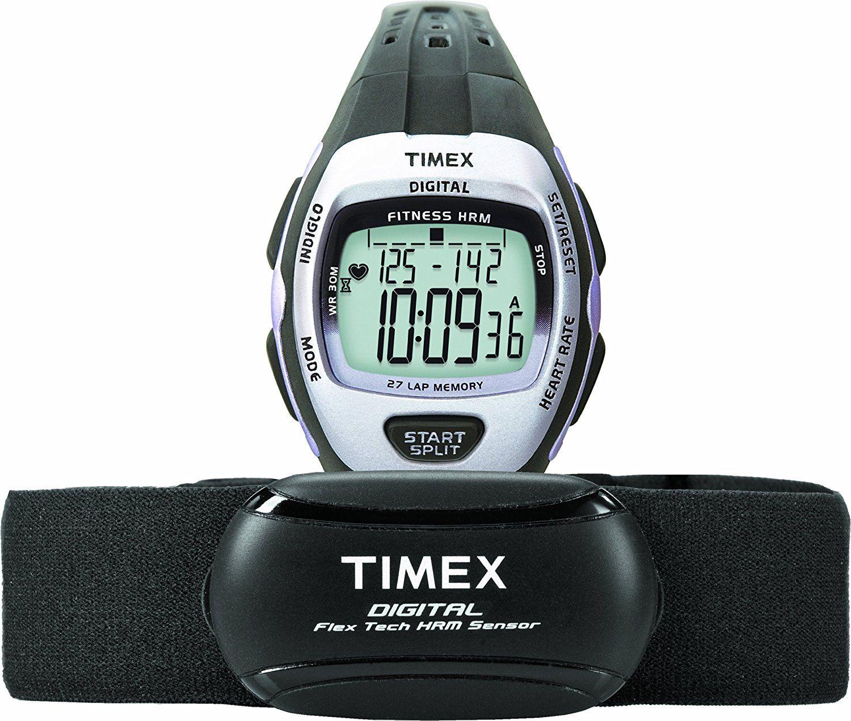 Genuine Timex Watch Hrm Zone Trainer Unidigital