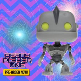 Funko Pop Iron Giant Pre Order Ready Player One