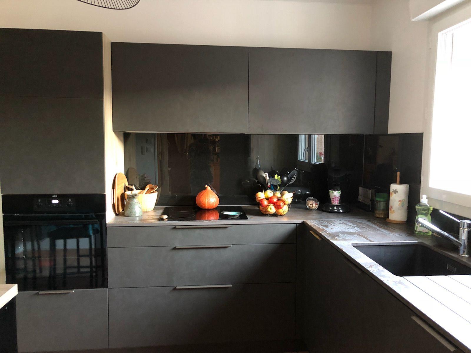 Cuisineinterieurdesign Cuisine Interieur Design Toulouse Coloris Matieres Plandetravail Architecture Moderne Te Cuisines Design Meuble Cuisine Cuisine Moderne