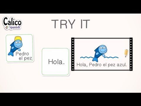 Want to teach your children how to speak #Spanish at home