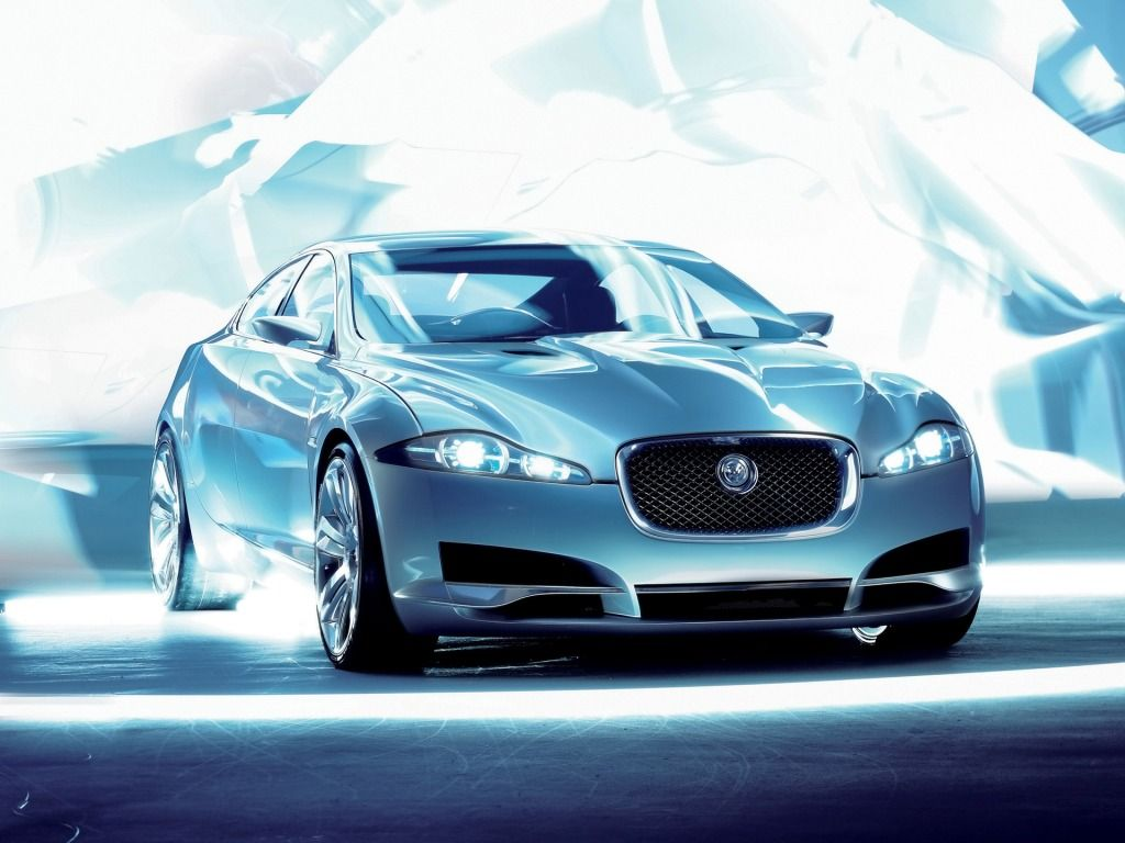 Jaguar XF Wallpaper HD