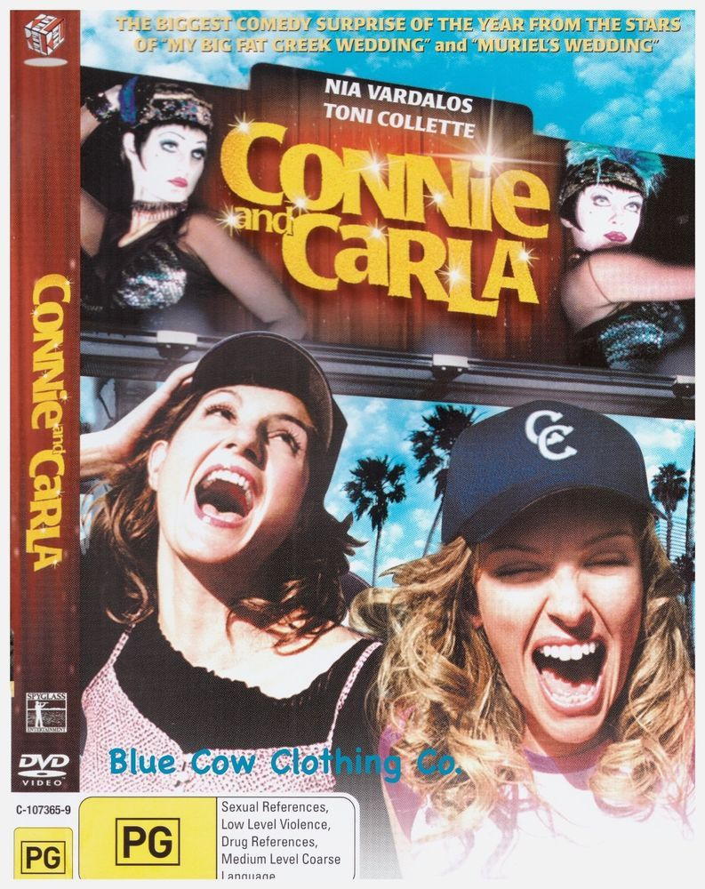 Check out Connie And Carla DVD R4 Toni Collette https