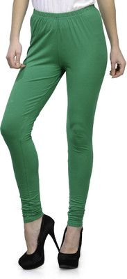 0b0d3bcb5 Ffu Women s Leggings - Buy Green Ffu Women s Leggings Online at Best Prices  in India