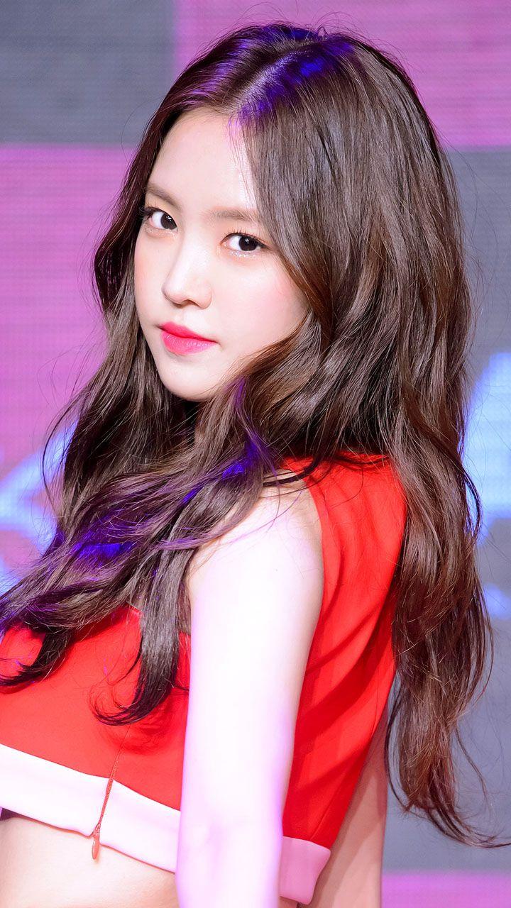 Pin By Park Jimin On Apink Apink Naeun Kpop Girls Grunge Girl