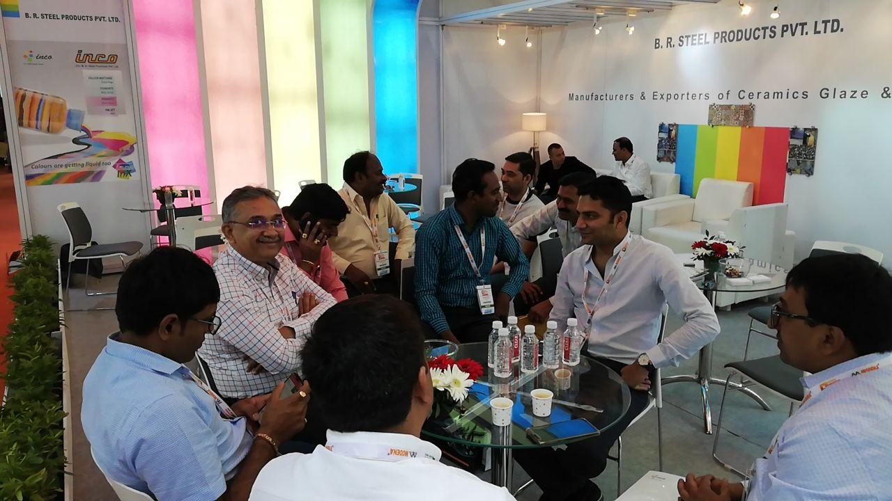 India Ceramic Asia 2019 | Fairs & Events nel 2019 | Ceramica