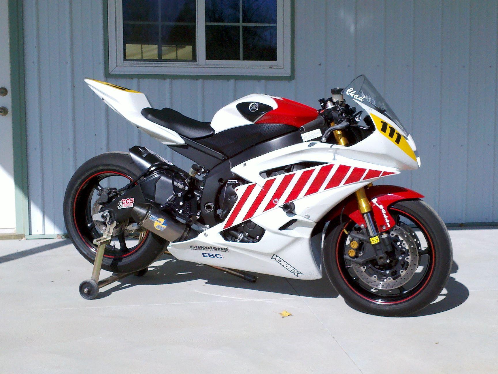Yamaha yzf r125 usata moto usate 2016 car release date - 2006 Yamaha R6 Track Bike Http Get Sm 4v5jvvu