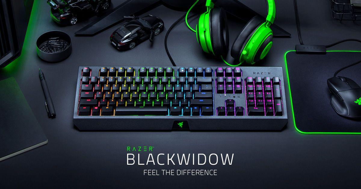 Review Razer Blackwidow Keyboard Outstanding Choice Webllena In 2020 Razer Blackwidow Razer Keyboard