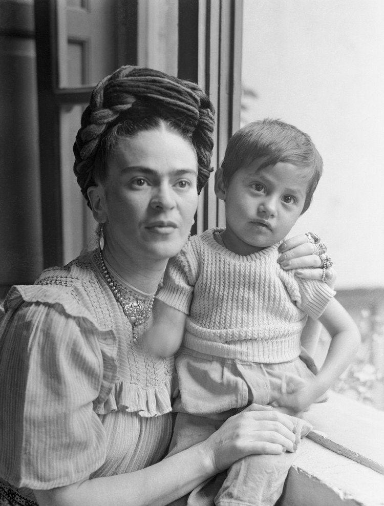 Frida Kahlo in 15 rare shots