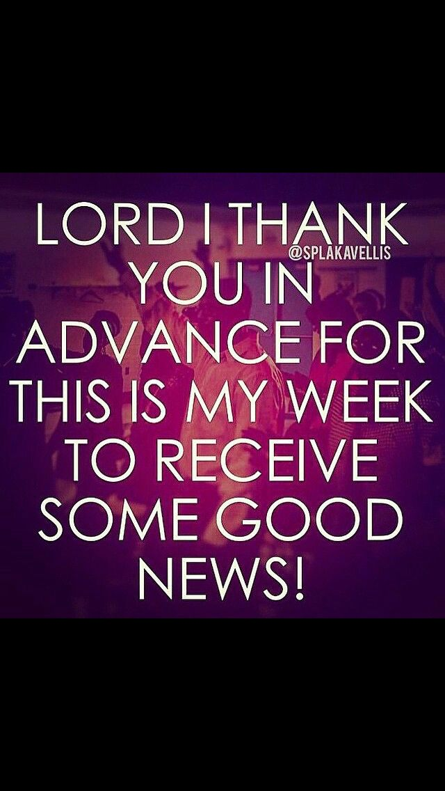 Thank You Lord For Good News Quotes Quotes Thank You Lord Lord