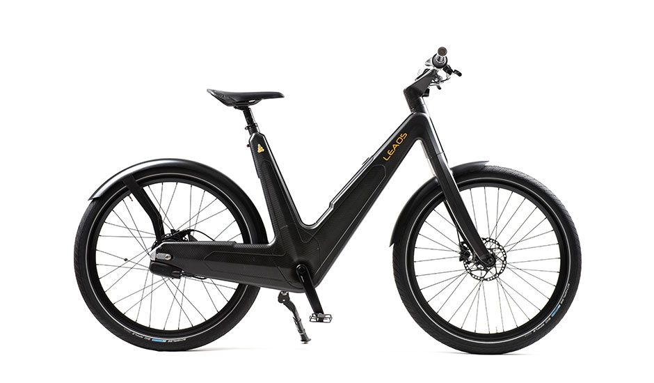 monoqi 45 km h e bike schwarz transportation bike. Black Bedroom Furniture Sets. Home Design Ideas