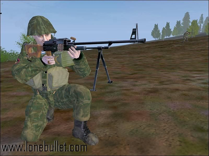Get the RHS Naval Infantry and Spetsnaz (101) Operation - infantry resume