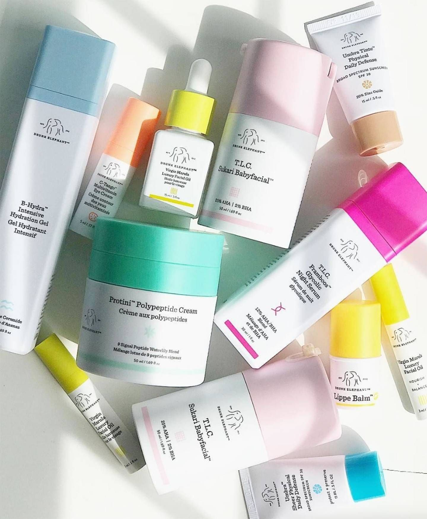 5 Things To Know About Cult Skincare Brand Drunk Elephant