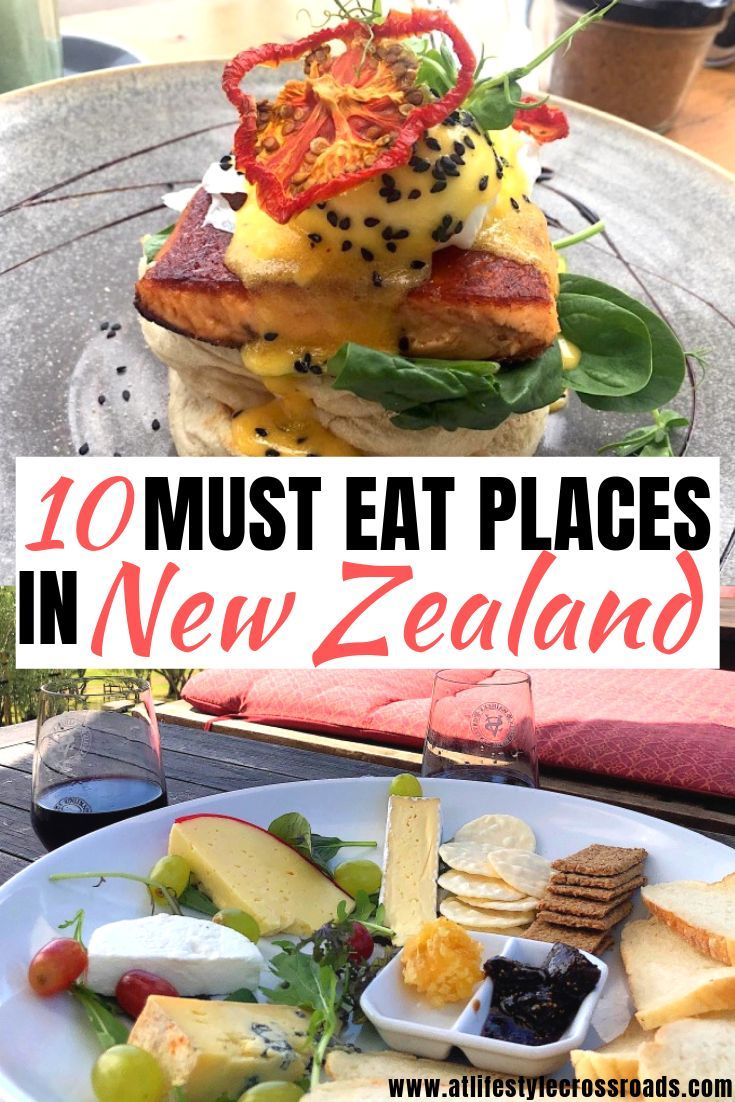 Photo of 10 Must-Eat Places in New Zealand – At Lifestyle Crossroads