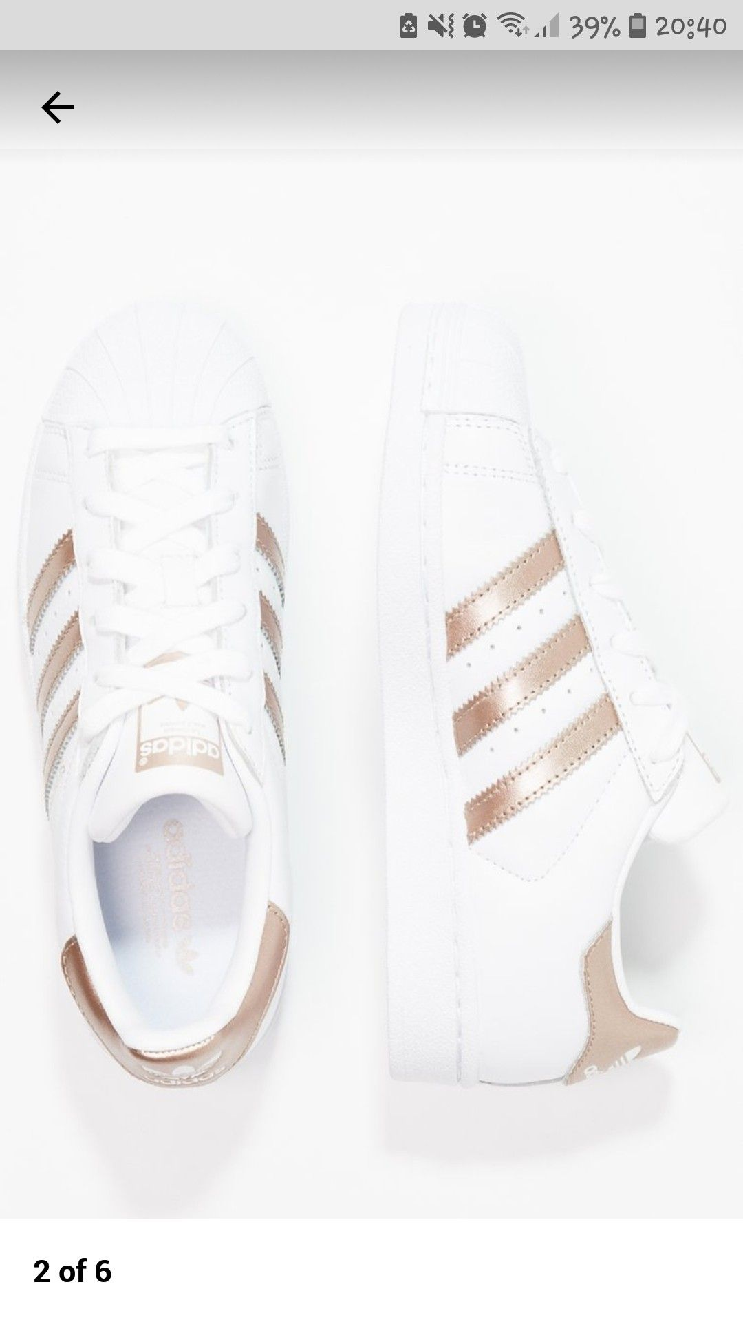 Adidas original, classic. My new babies   Sneakers, Chaussures ...