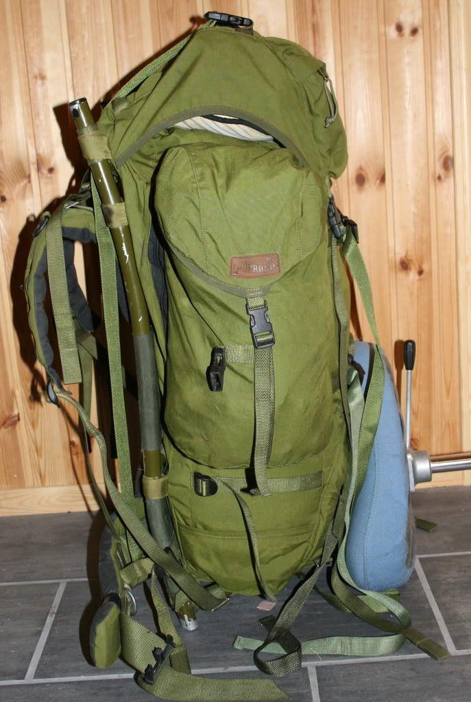 Norrøna Recon pack | Bags | Pinterest | Mochilas, Mochilas militares ...