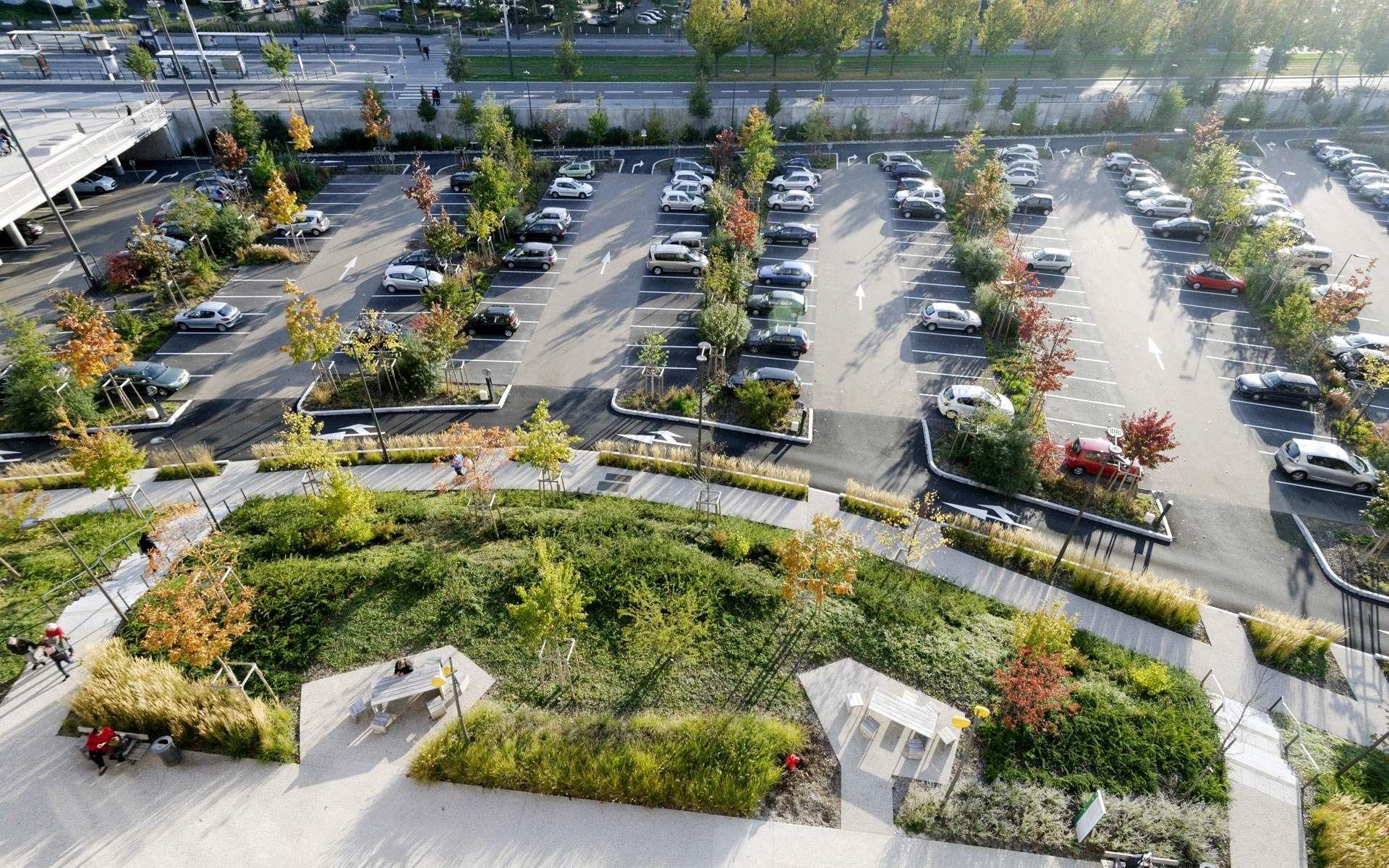 Kartinki Po Zaprosu Riverside Parking Lot Concept Park Landscape Parking Design Urban Landscape Design
