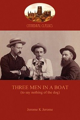book review of three men in boat