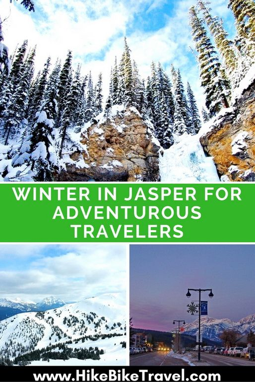 Winter in Jasper for Adventurous Travelers