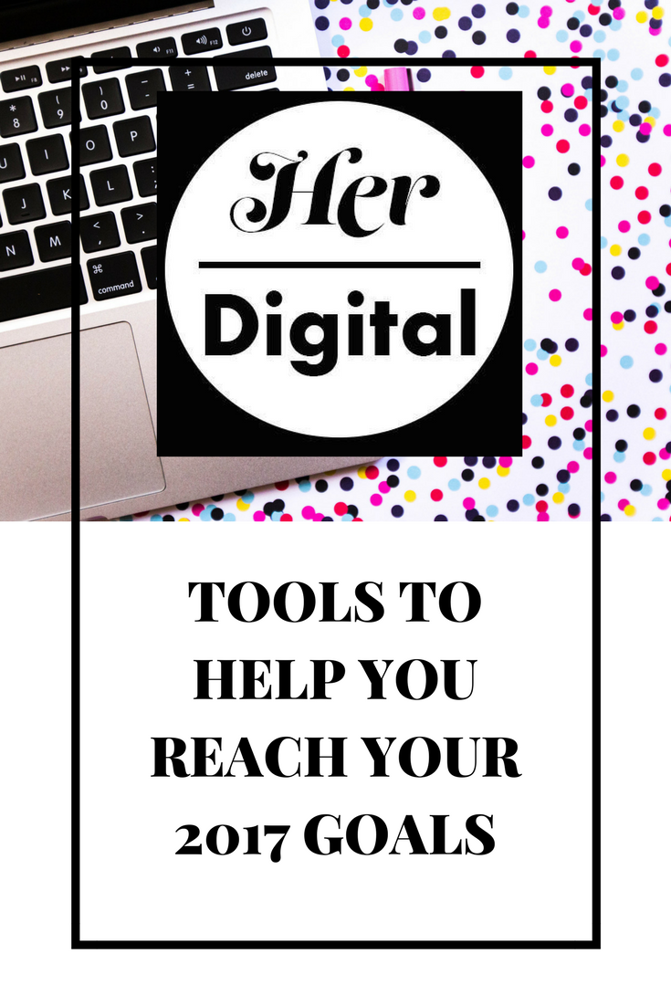 Okay, so we're midway through January and you may have been feeling a little deflated that those resolutions are already slipping out of sight. However, have no fear, we have some great tools that can help you get right back on track....