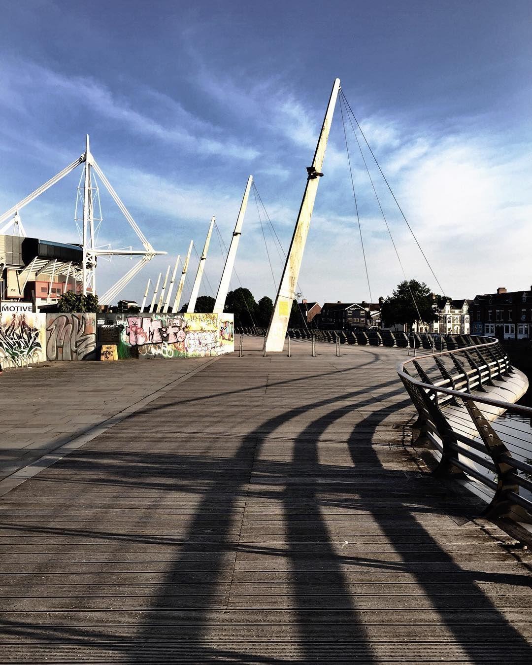 Principality Stadium James design walk