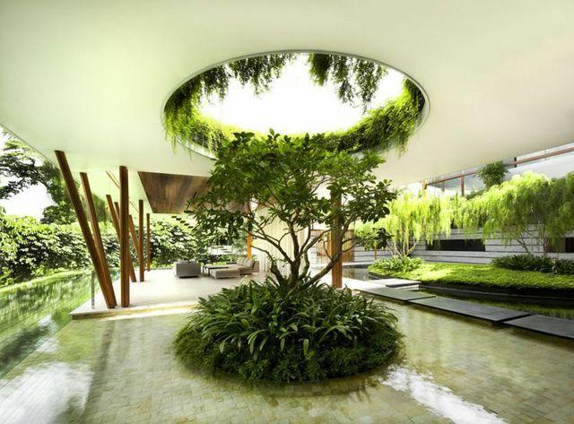 Idées créatives pour un jardin paysagiste unique | Interior garden ...
