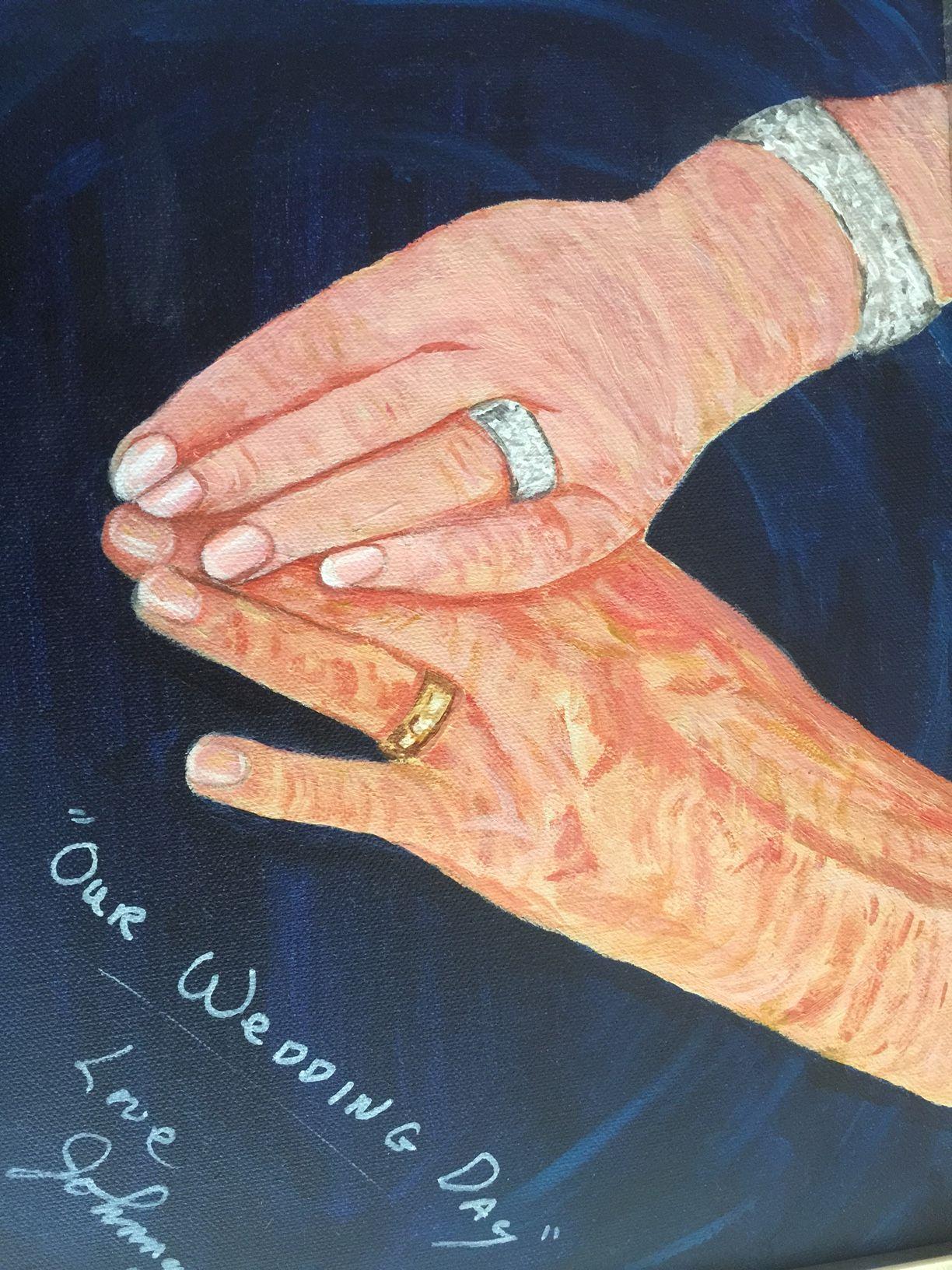 A wedding present to my wife - John-Norman Tuck