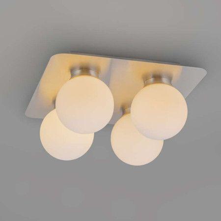 Baddeckenleuchte Kate Iv Stahl Ceiling Lamp Lamp Bathroom Ceiling