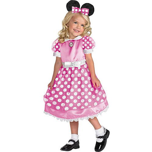Minnie Mouse Toddler Halloween Costume - Walmart.com  sc 1 st  Pinterest & Minnie Mouse Toddler Halloween Costume - Walmart.com | Costumes ...