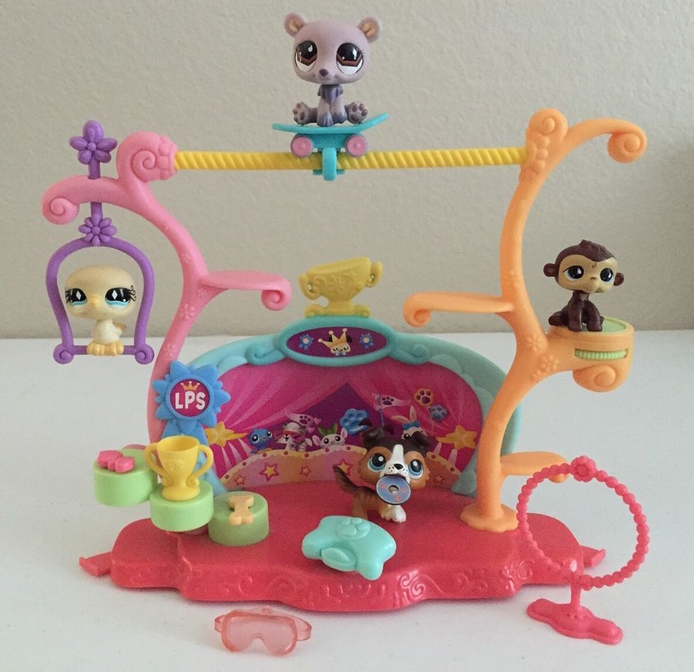 littlest pet shop hasbro # 50